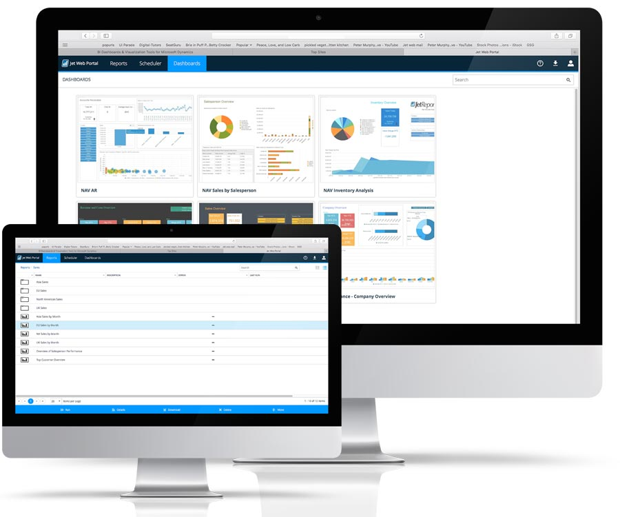 Business Dashboards Feature 3