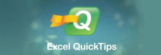 Excel-QuickTips