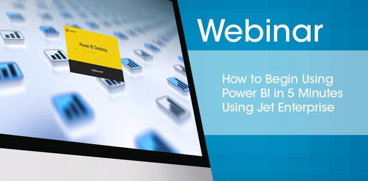 Begin Using Power Bi
