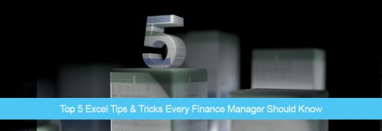 Top 5 For Finance Manager