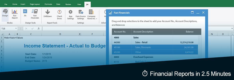 Blog Financial Reports