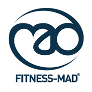 Logo Block Fitness Mad