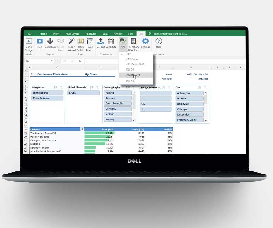 Multi Database Access