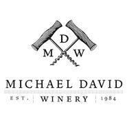 Logo Block Michael David Winery