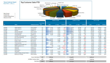 Nav081 Professional Top Customer Sales Analysis