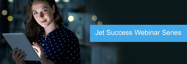 Blog Jet Success Webinar Series