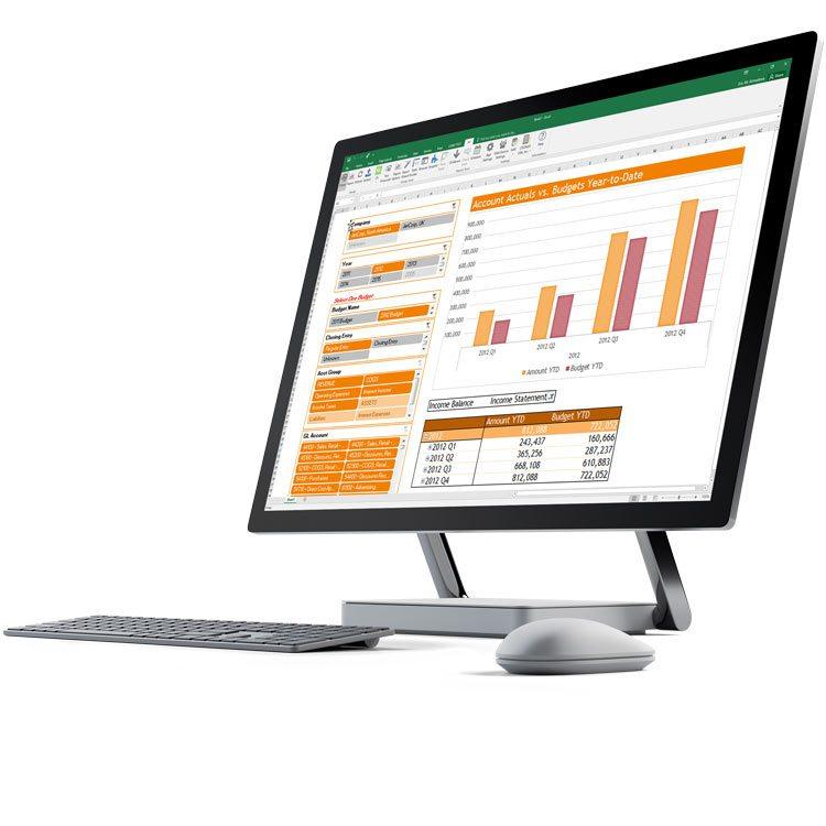 Microsoft Dynamics NAV (Navision) Reporting, BI, & Dashboard