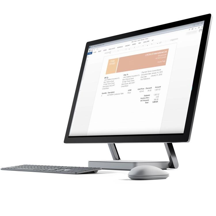 jet express for word microsoft dynamics nav custom word documents