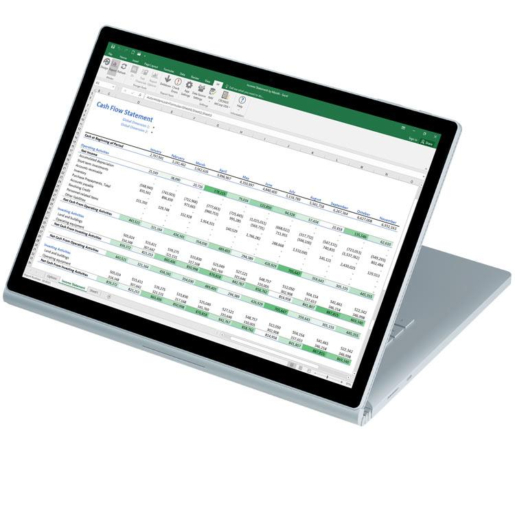 jet reports financials microsoft dynamics 365 reports in excel