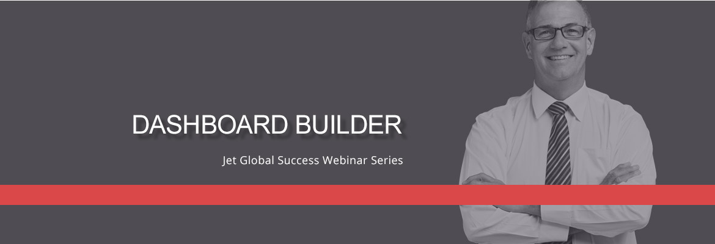 Blog Success Webinar Dashboard Builder