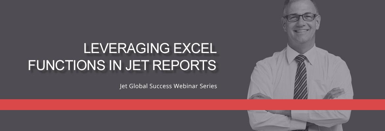 Blog Success Webinar Leveraging Excel Functions