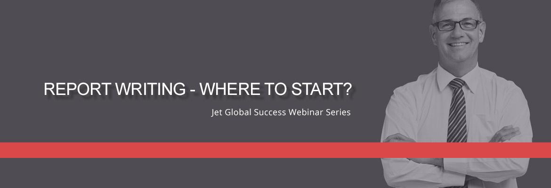 Blog Success Webinar Report Writing Where To Start