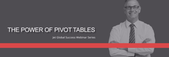 Blog Success Webinar The Power Of Pivot Tables