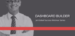 Jet Resource Success Webinar Dashboard Builder