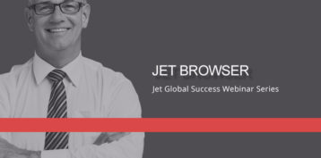Jet Resource Success Webinar Jet Browser