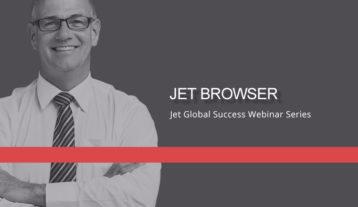 Jet Resource Success Webinar Jet Browser