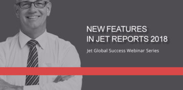 Jet Resource Success Webinar New Features In Jet 2018