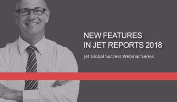 Jet Resource Success Webinar New Features In Jet 2018