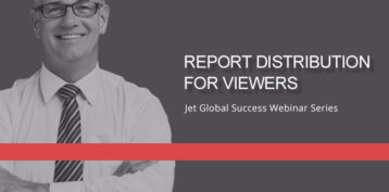 Jet Resource Success Webinar Report Distribution For Viwers