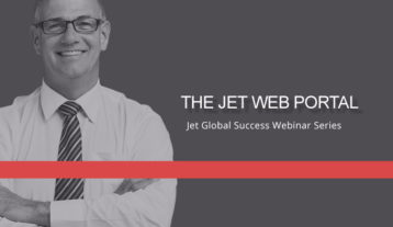 Jet Resource Success Webinar The Jet Web Portal