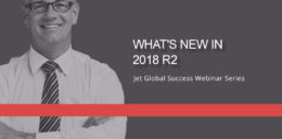 Jet Resource Success Webinar Whats New In 2018