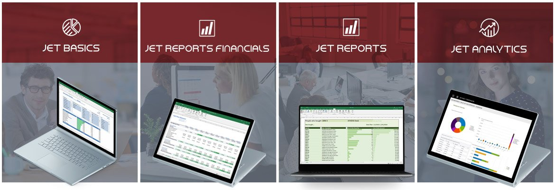 Blog Jet Product Comparison