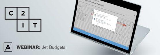 Blog Webinar Jet Budgets