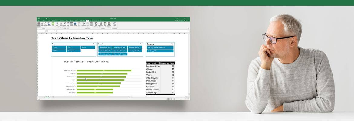 Blog Dashboards For Excel