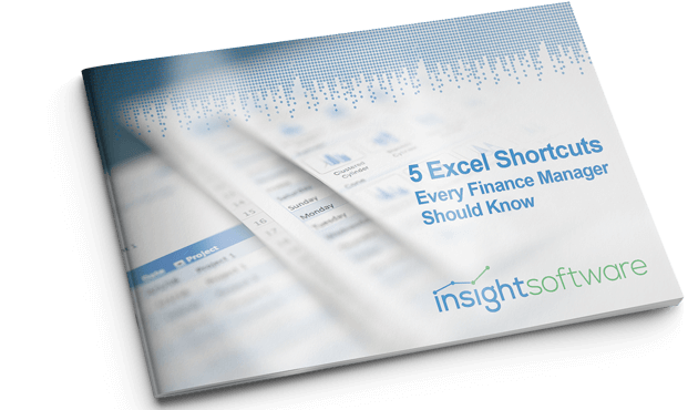 5 Excel Shortcuts