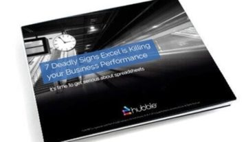 7 Deadly Signs Excel Is Killing Your Business Performance