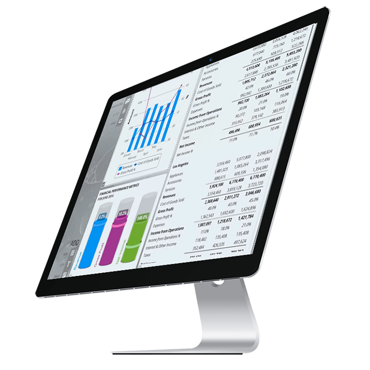 Financialdashboards – Header