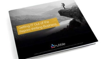 How To Get It Out Of The Report Writing Business