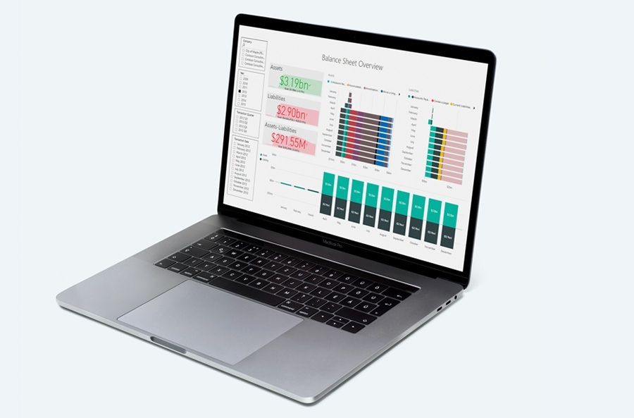 Right Financial Reports At Your Fingertips