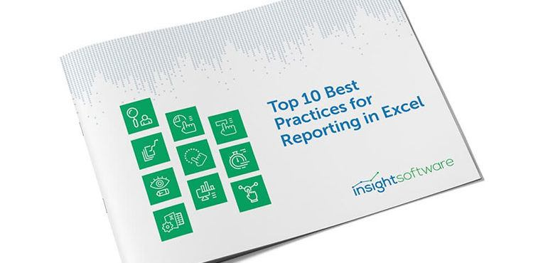 Top 10 Best Practices for Reporting in Excel