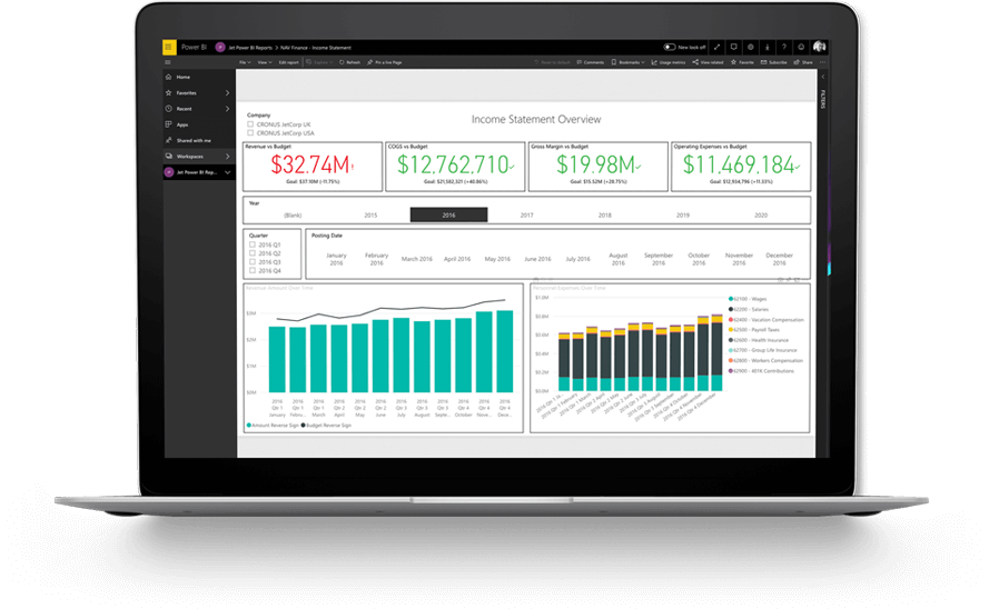 Power BI Feature