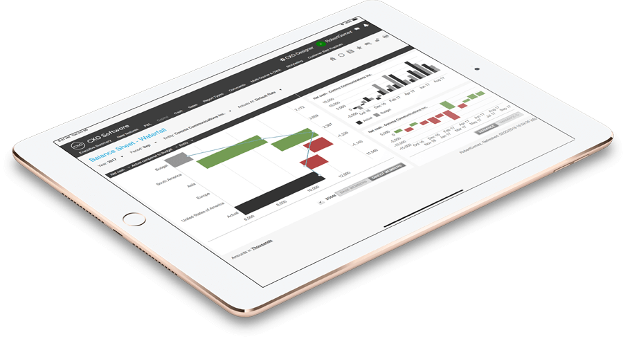 Cxo Mobile Dashboards