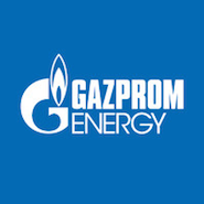 Gazprom Logo