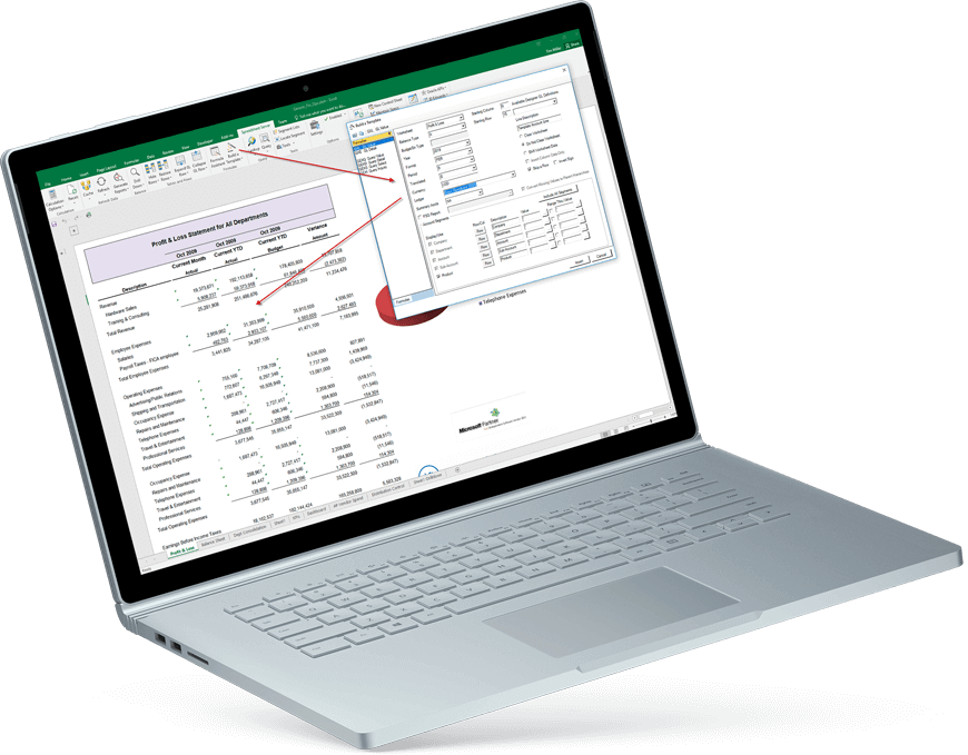 Yardi Real Time Drillable Data