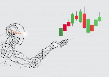 Human visual of financial data storytelling