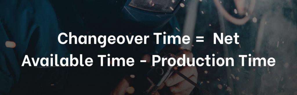 Manufacturing KPI Changeover Time