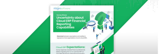 Cloud Erp Financial Reporting Capabilities Infographic Blog Dont D365 Finance And Ops