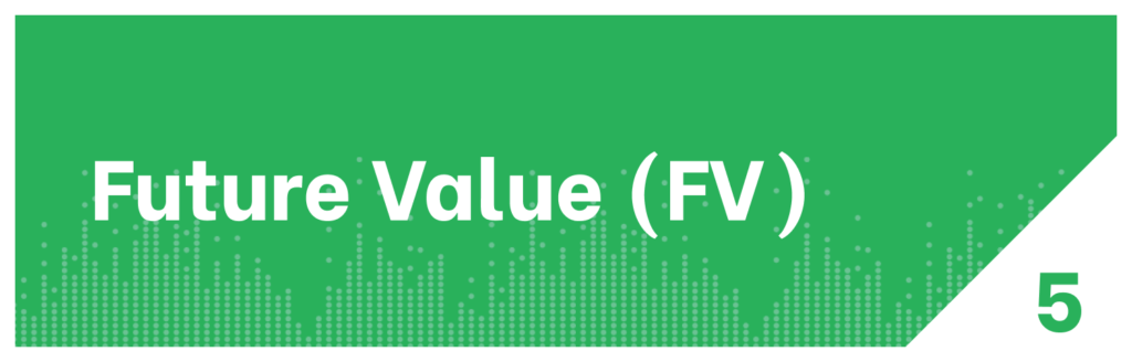Future Value KPI