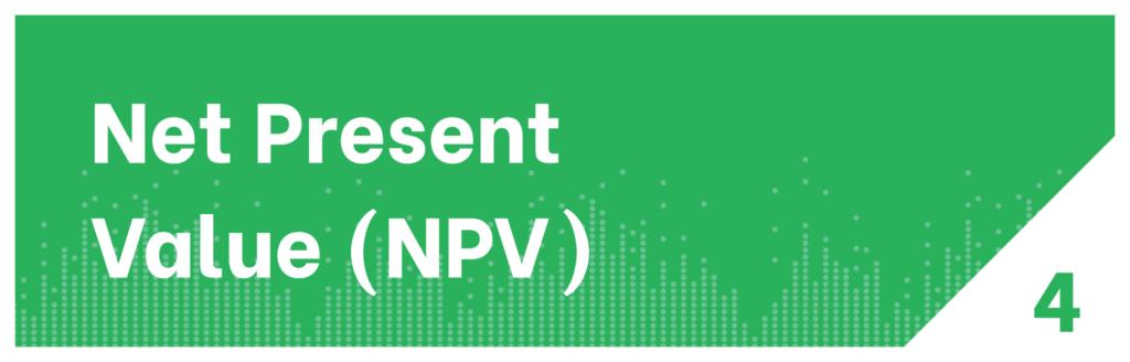 Net Present Value KPI