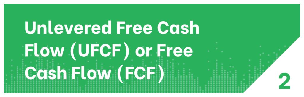 Unlevered Free Cash Flow KPI