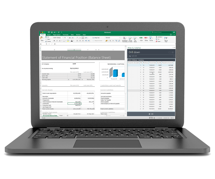 Real-time healthcare reporting software