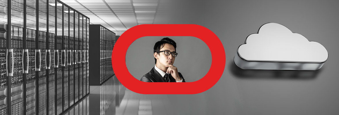 Blog Oracle Push To The Cloud