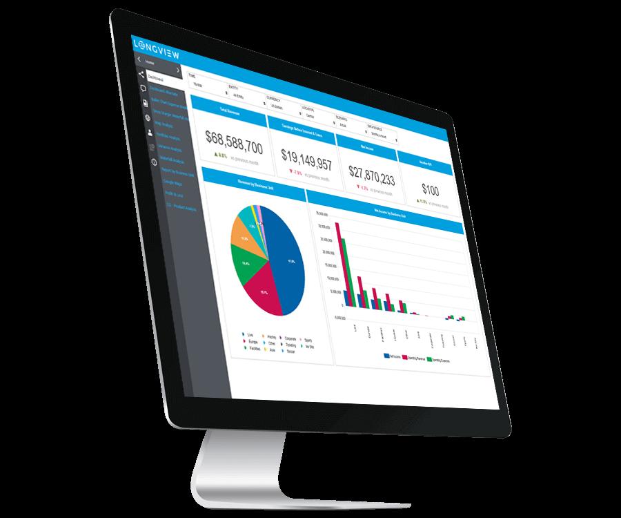 Lv Analytics Dynamic Dashboards