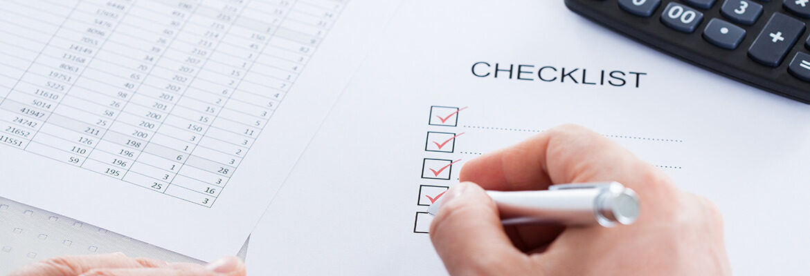 What To Include In Your Tax Provision Checklist