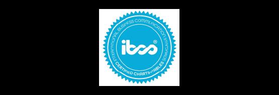 Ibcs Certified Award Logo