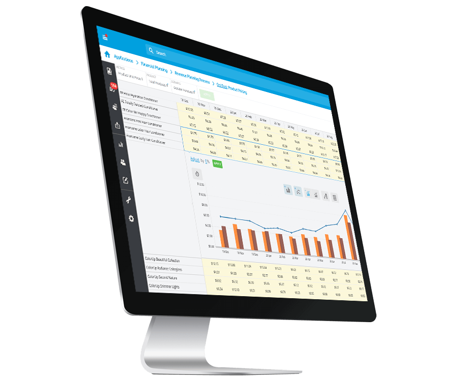 Tidemark Make Smart Decisions With Integrated Analytics